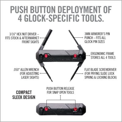 4-IN-1 TOOL ™ for GLOCK®