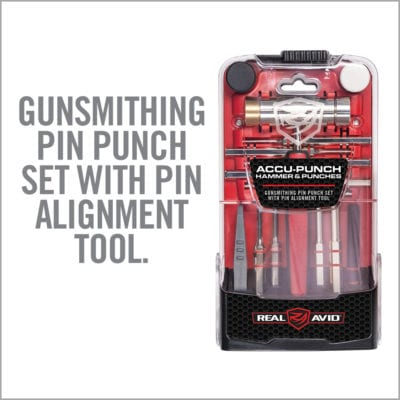 ACCU-PUNCH ™ HAMMER & PUNCHES