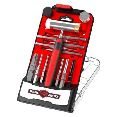 ACCU-PUNCH™ HAMMER & ROLL PIN PUNCH SET