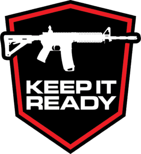 AR15 Keep It Ready Logo v2