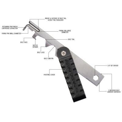 THE AR10 SCRAPER ™