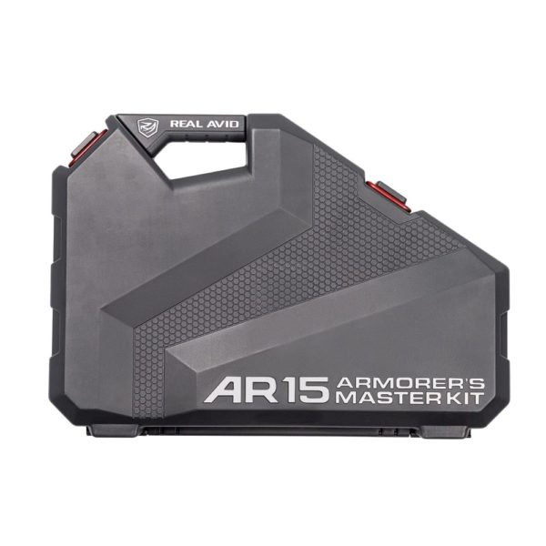 ALL THE TOOLS NEEDED TO BUILD OR CUSTOMIZE AN AR15