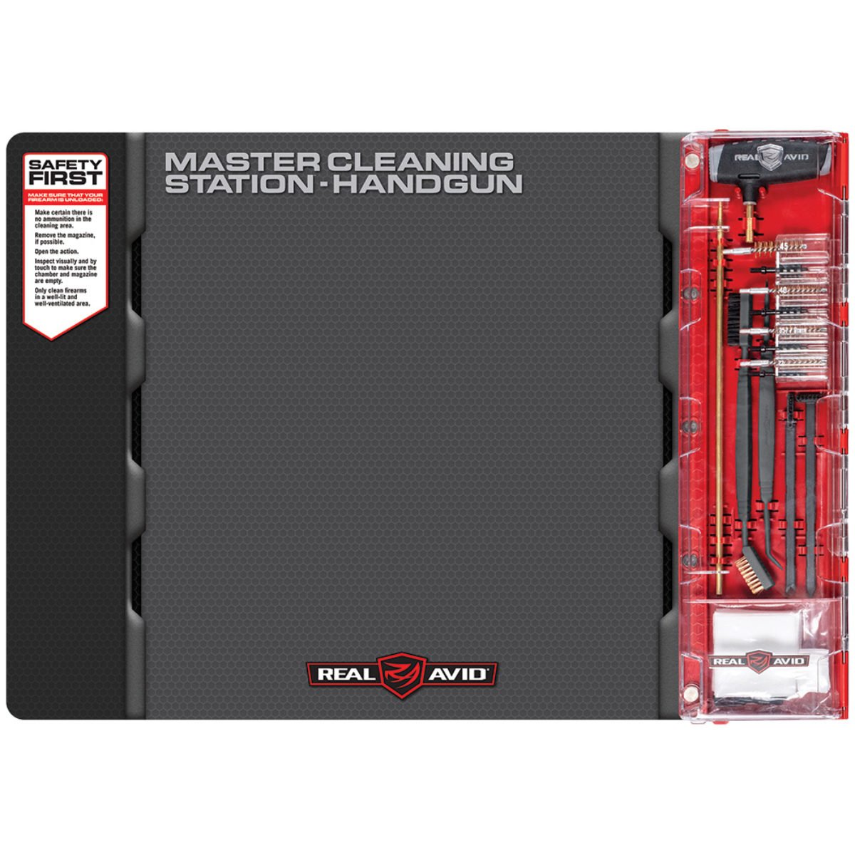 MASTER CLEANING STATION – HANDGUN