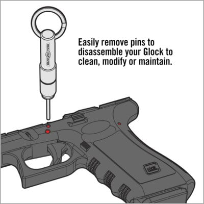 2-IN-1 TOOL ™  for GLOCK®