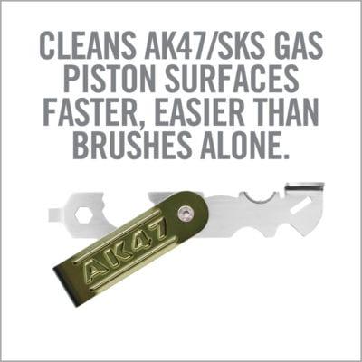 THE AK47 SCRAPER ™