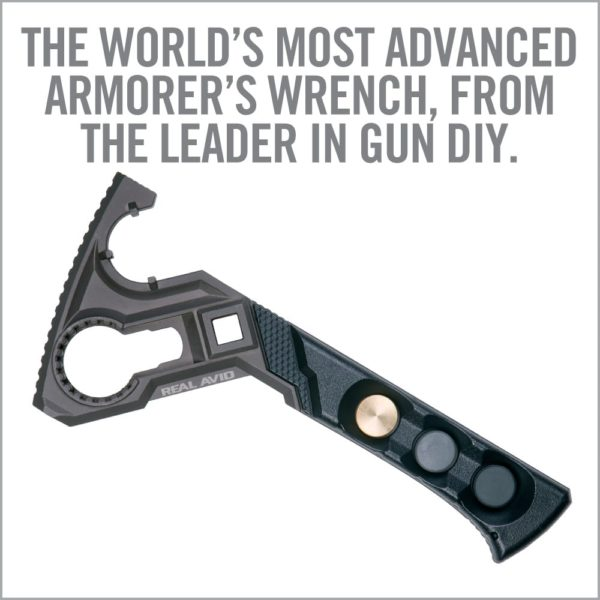 Real Avid Armorers Master Wrench in the Armorers Master Kit