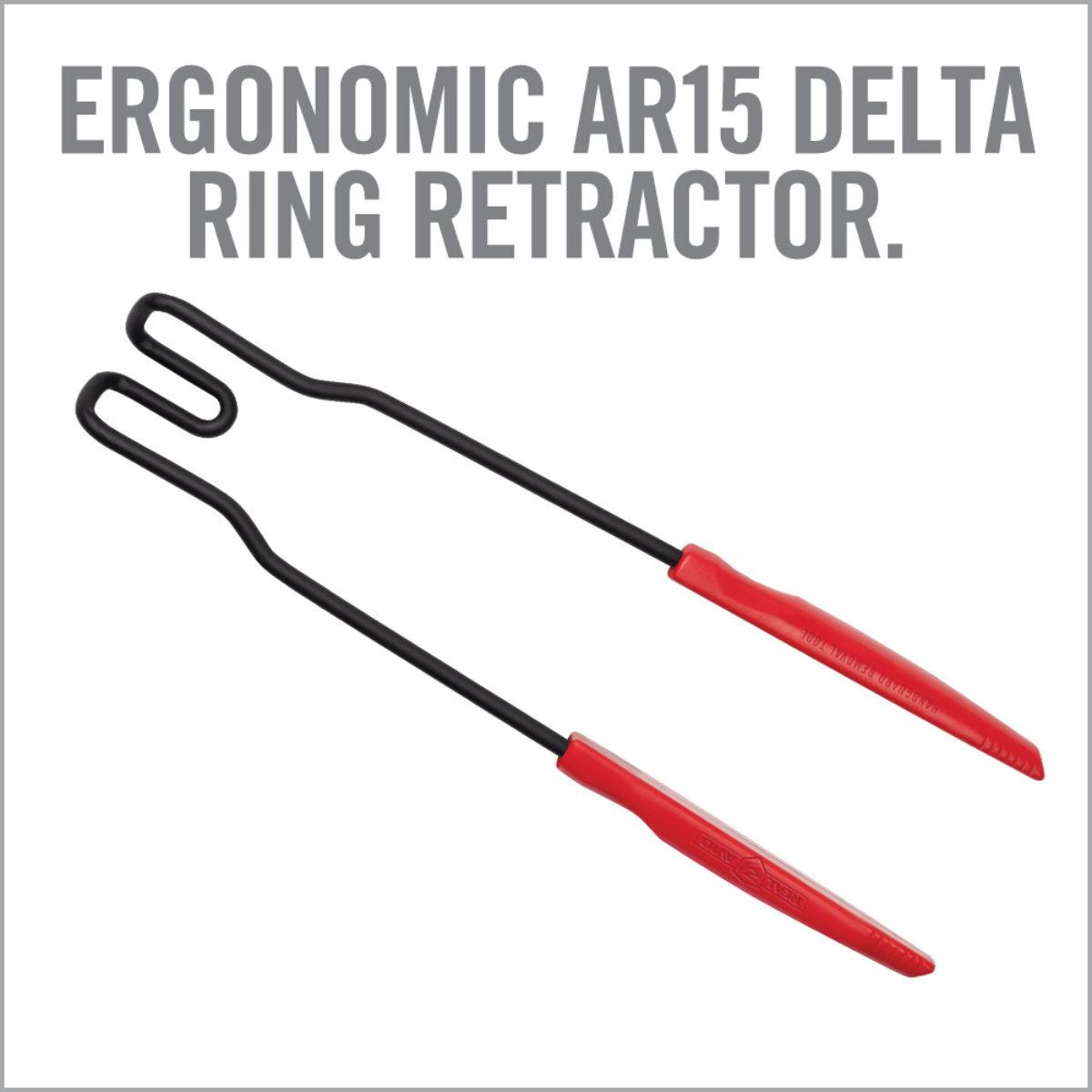 Real Avid AR15 Delta Ring Retractor