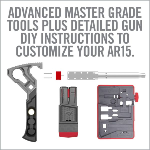 Real Avid Armorers Master Kit Some of the Tools Included