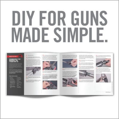 Real Avid AR15 Armorers Master Kit with Instruction Manual