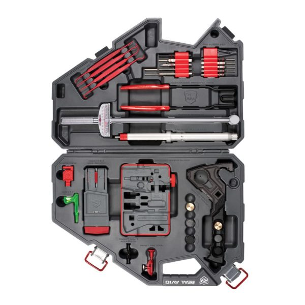 Real Avid Armorer's Master Kit Top Down Open