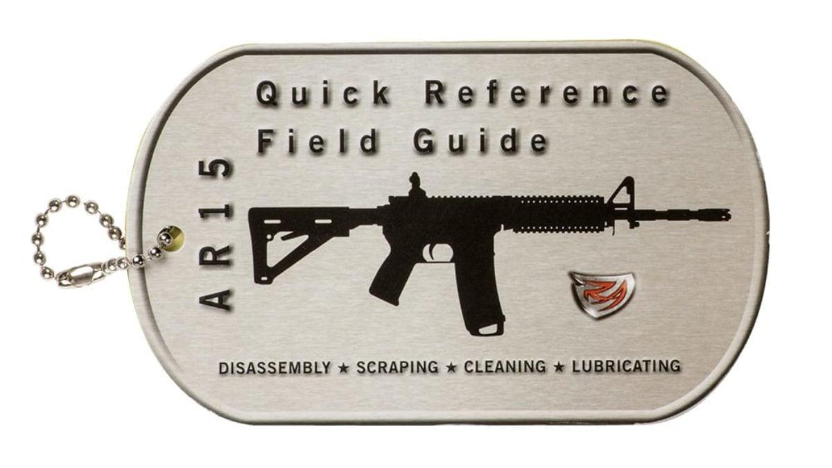 RealAvid Field Guide for Russian Rifle Platform AVAK47R