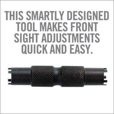 AR15 FRONT SIGHT ADJUSTER TOOL