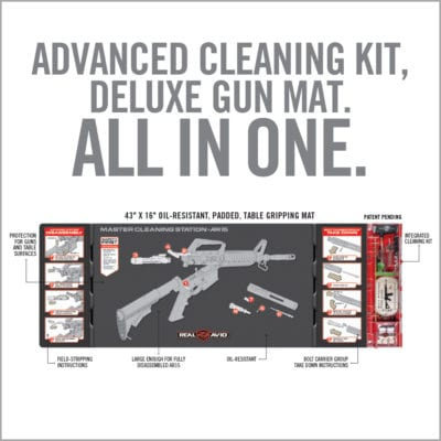 MASTER CLEANING STATION™ - AR15