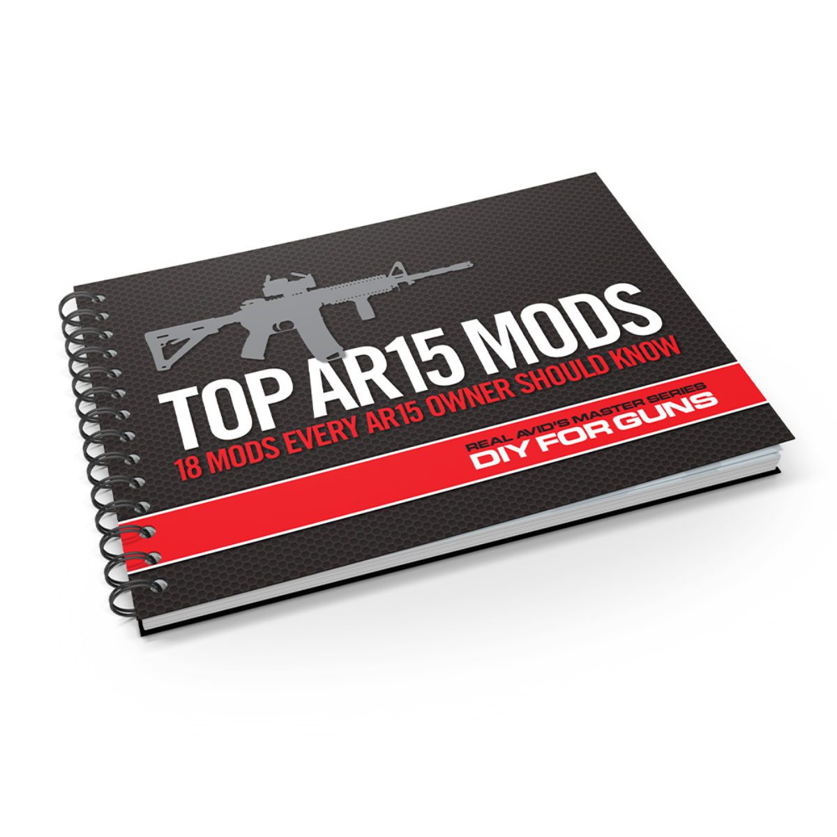 Book of Top AR15 MODS from Real Avid