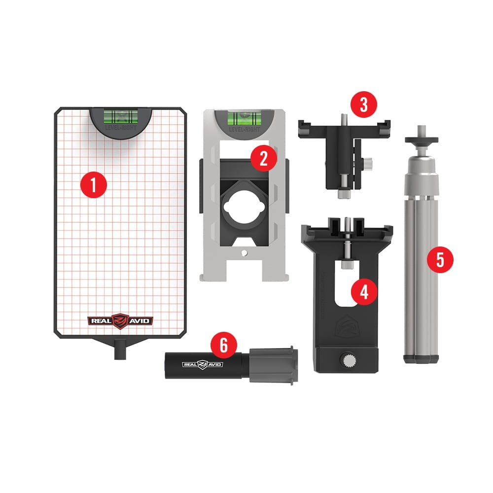 Level-Right Pro Components