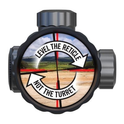Picture of Real Avid Level the Reticle not the Turret
