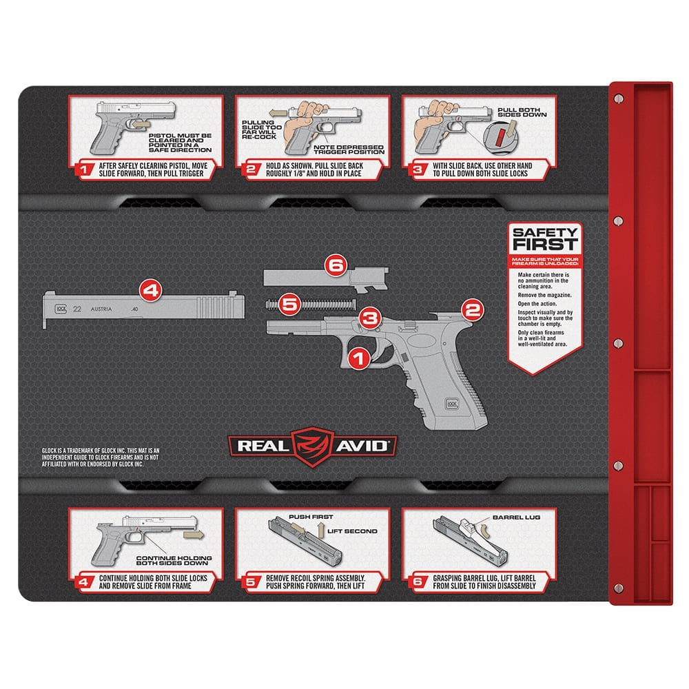 Picture of Real Avid SMART MAT® FOR GLOCK®