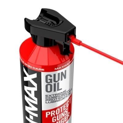 GUN-MAX™ GUN OIL