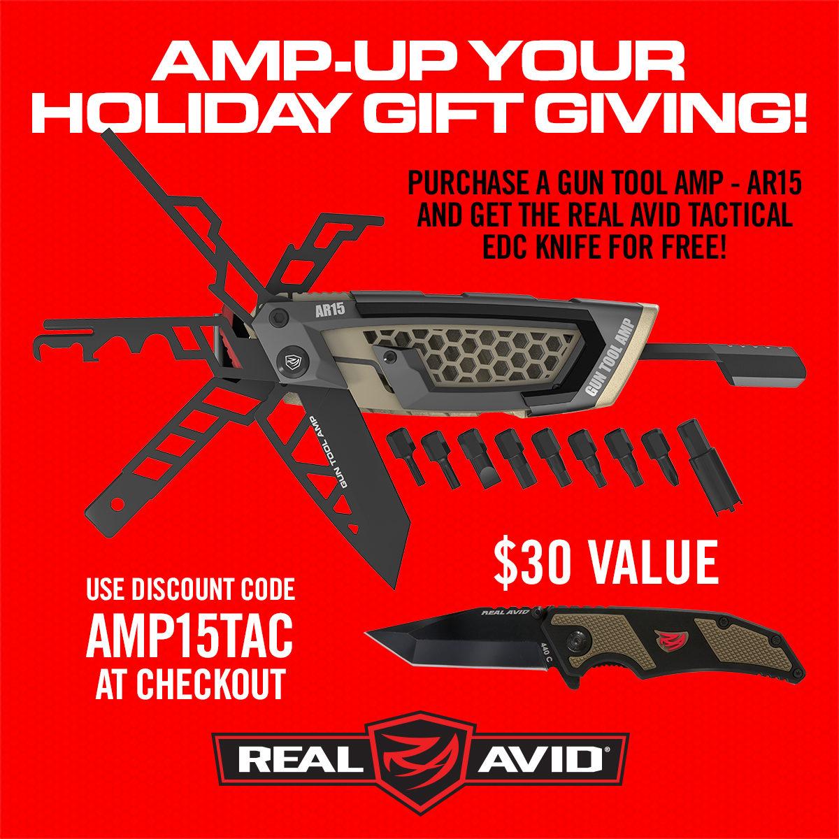 Gun Tool Amp AR15 Holiday Special